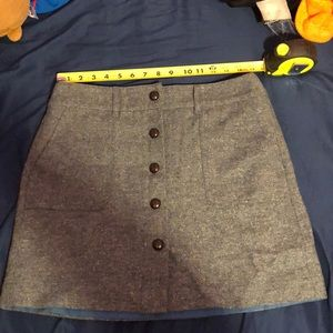 LOFT skirt with pockets
